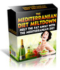 Thumbnail The Mediterranean Diet Meltdown MRR/ Giveaway Rights