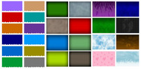 Thumbnail Twitter Header Backgrounds v1 v2 v3, PLR