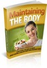 Thumbnail Maintaining The Body: Healthy Body With The Right Foods, MRR
