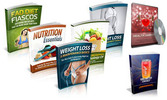 Thumbnail Slimming Sanctuary Course (5 eBooks) - MRR