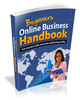 Thumbnail Beginners Online Business Handbook - RR