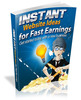 Thumbnail Instant Website Ideas for Fast Earnings - Resale Rights