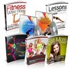 Thumbnail Health And Fitness Niche Packs (5 eBooks) - MRR