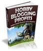 Thumbnail Hobby Blogging Profits MRR/ Giveaway Rights
