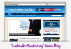 Thumbnail LinkedIn Marketing Niche Blog