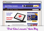Thumbnail Ipad Video Lessons Niche Blog