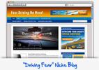 Thumbnail Driving Fear Niche Blog