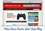 Thumbnail Video Game Tester Niche Blog