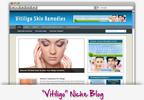 Thumbnail Vitiligo Niche Blog
