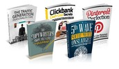 Thumbnail Marketing Niche Packs (5 eBooks) - MRR