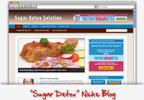 Thumbnail Sugar Detox Niche Blog