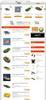 Thumbnail Kayak Amazon Store PLR Blogs  - Turnkey Sites