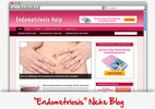 Thumbnail Endometriosis Niche Blog