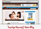 Thumbnail Impetigo Niche Blog