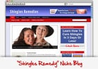 Thumbnail Shingles (Herpes Zoster) Remedy Niche Blog
