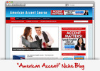 Thumbnail American Accent Niche Blog