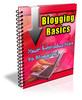 Thumbnail Blogging Basics PLR Autoresponder Messages