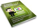 Thumbnail Home Business Promotion PLR Newsletter Series