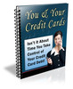 Thumbnail You and Your Credit Cards PLR Newsletter Series