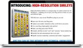 Thumbnail High Resolution Smileys Plugin Developer License