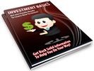 Thumbnail Investment Basics PLR Newsletter Series