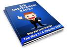 Thumbnail Self Improvement PLR Newsletter Series