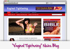 Thumbnail Tight and Loose Women Niche Blog