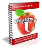 Thumbnail Healthy You PLR Newsletter Series