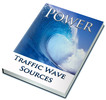 Thumbnail Power Traffic Wave Sources Unrestricted PLR Ebook