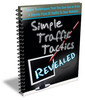 Thumbnail Simple Traffic Tactics PLR Newsletter Series