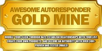 Thumbnail Awesome Autoresponder Gold Mine - 300+ High Converting Email Swipes RR