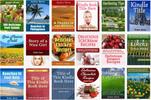 Thumbnail 25 Kindle Cover Templates (PSD) - MRR