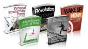 Thumbnail Productivity Niche Packs (5 eBooks) - MRR