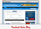 Thumbnail Facebook Marketing Niche Blog - Video Tutorials Included