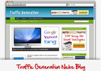 Thumbnail Traffic Generation Niche Blog - Video Tutorials Included