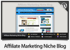 Thumbnail Affiliate Marketing Niche Blog - Video Tutorials Included