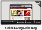Thumbnail Online Dating Niche Blog - Video Tutorials Included