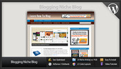 Thumbnail Blogging Niche Blog - Video Installation Tutorials Included