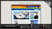 Thumbnail Forex Niche Blog - Video Installation Tutorials Included
