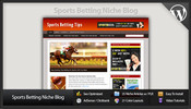 Thumbnail Sports Betting Niche Blog - Video Tutorials Included