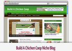 Thumbnail Chicken Coop Niche Blog - Video Installation Tutorials Included