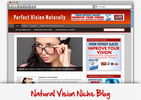 Thumbnail Natural Vision Niche Blog - Highly Optimized Blogs