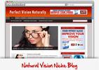 Thumbnail Natural Vision Niche Blog - Highly Optimized Blogs