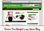 Thumbnail Green Tea Niche Blog - Highly Optimized Blogs