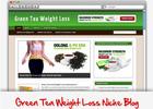 Thumbnail Green Tea Niche Blog - Highly Optimized Blogs