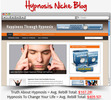 Thumbnail Hypnosis Niche Blog - Highly Optimized Blogs