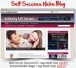 Thumbnail Self Success Niche Blog - Highly Optimized Blogs