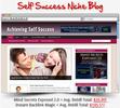 Thumbnail Self Success Niche Blog - Highly Optimized Blogs
