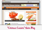 Thumbnail Chinese Cuisine Niche Blog - Highly Optimized Blogs