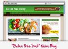 Thumbnail Gluten Free Diet Niche Blog - Highly Optimized Blogs